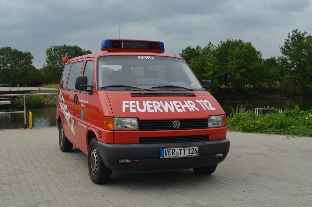 Westen – Freiwillige Feuerwehren Dörverden