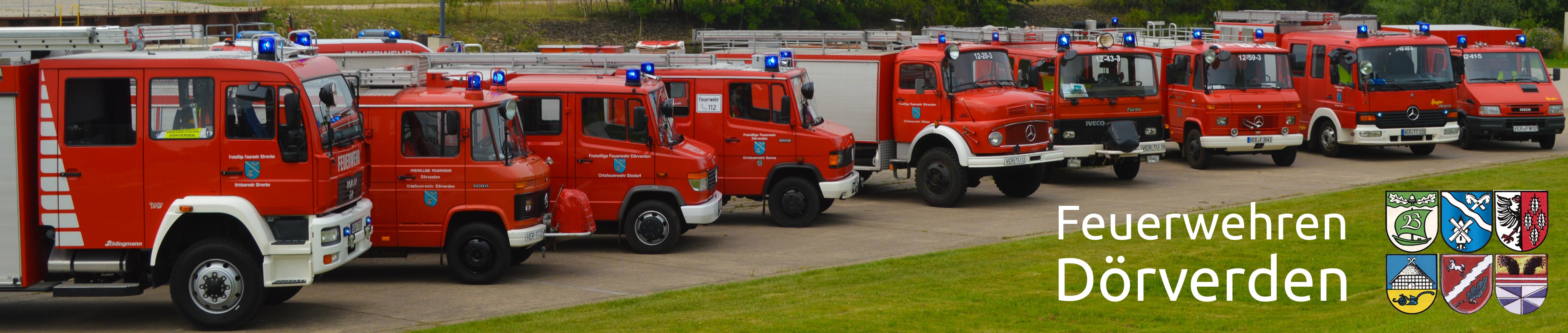 Freiwillige Feuerwehren Dörverden